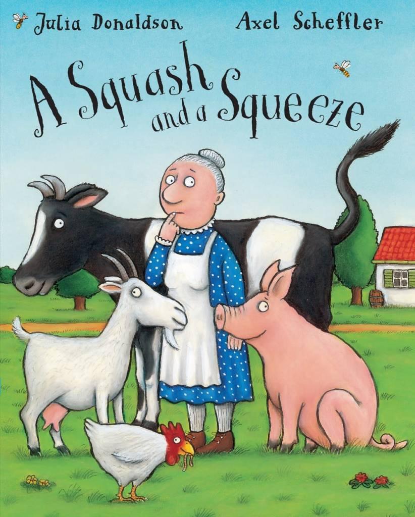 Arthur A. Levine Books A Squash and a Squeeze