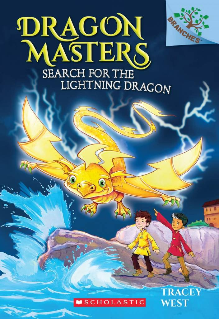 Branches Dragon Masters 07 Search for the Lightning Dragon