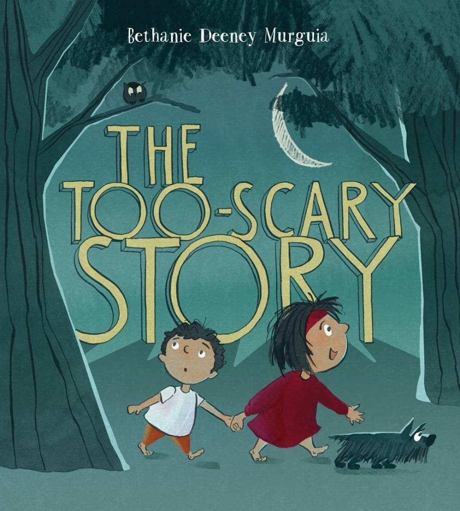 Arthur A. Levine Books The Too-Scary Story