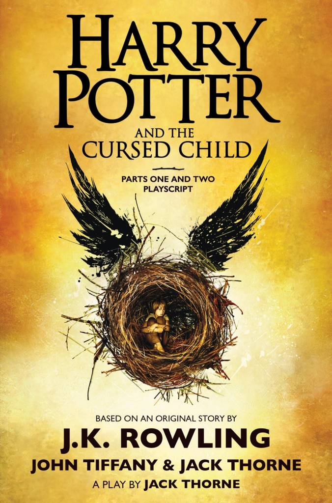 Arthur A. Levine Books Harry Potter and the Cursed Child (Play Script Pt. 1 & 2)