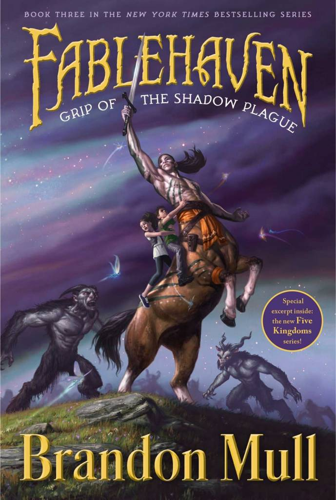 Aladdin Fablehaven 03 Grip of the Shadow Plague