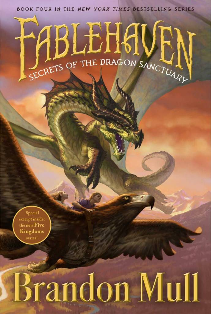 Aladdin Fablehaven 04 Secrets of the Dragon Sanctuary