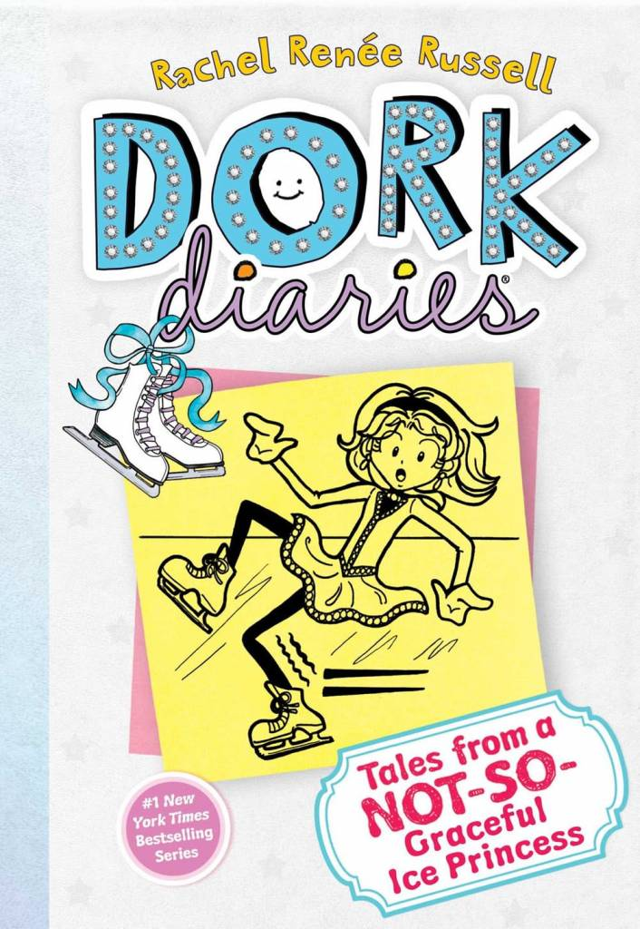 Aladdin Dork Diaries 04 Tales from a Not-So-Graceful Ice Princess