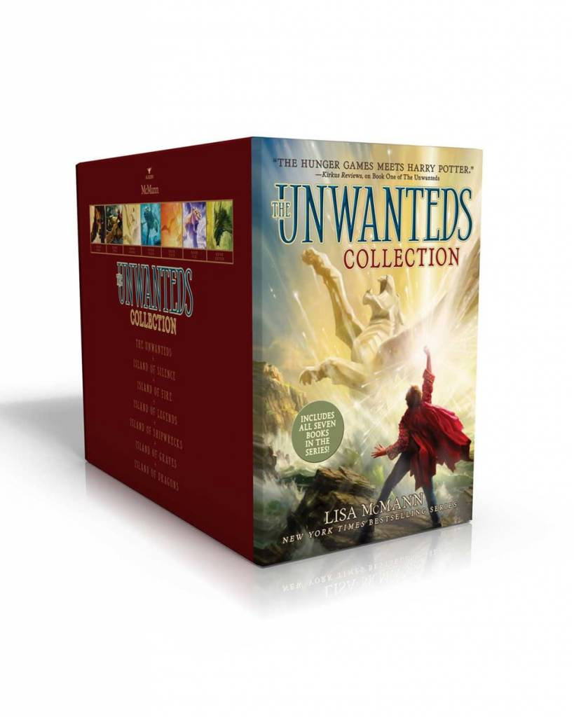 Aladdin The Unwanteds Collection Boxed Set (#1-7)