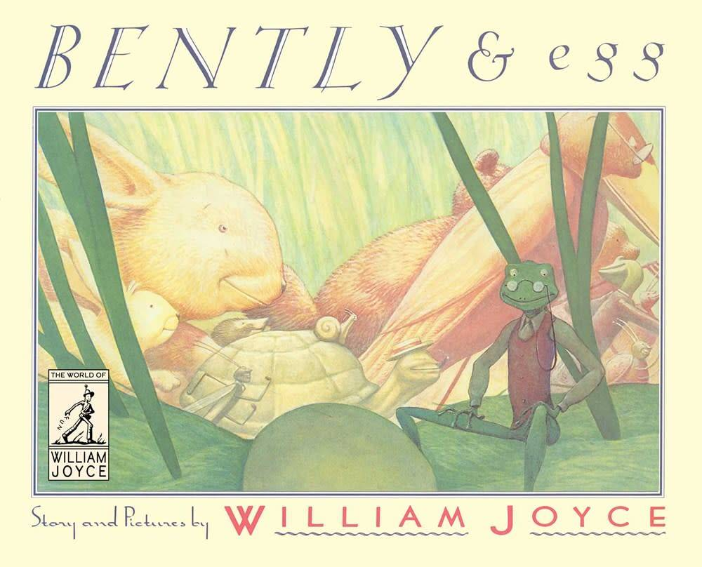 Atheneum Books for Young Readers Bently & Egg