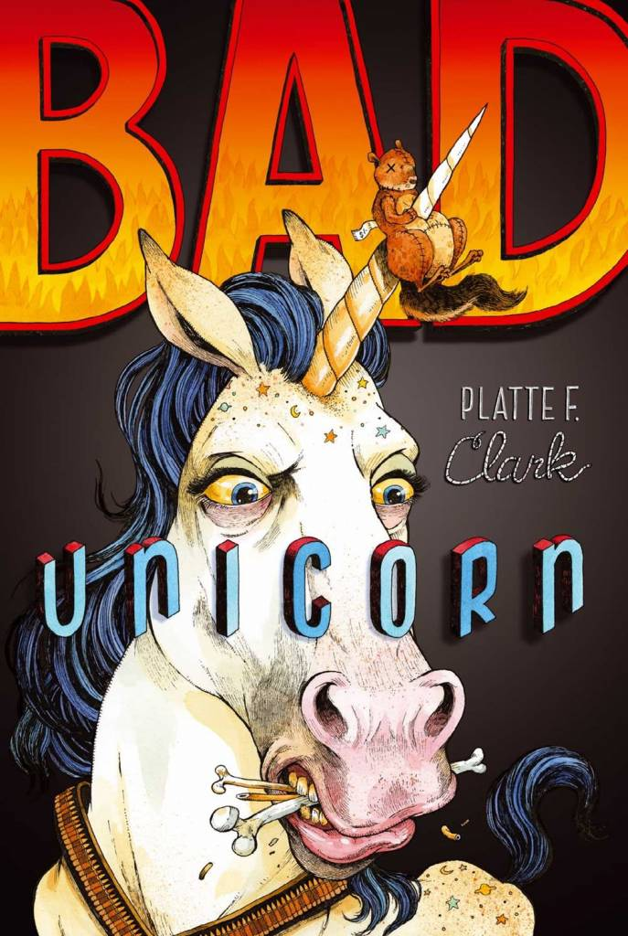 Bad Unicorn 01