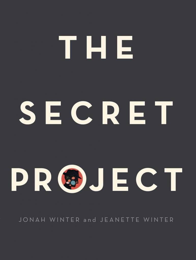 Beach Lane Books The Secret Project [WWII, USA]