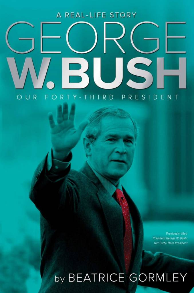 Aladdin A Real Life Story: George W. Bush: Our Forty-Third...