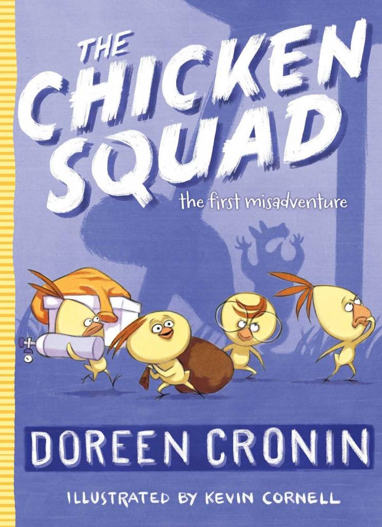 Atheneum Books for Young Readers Chicken Squad 01 The First Misadventure