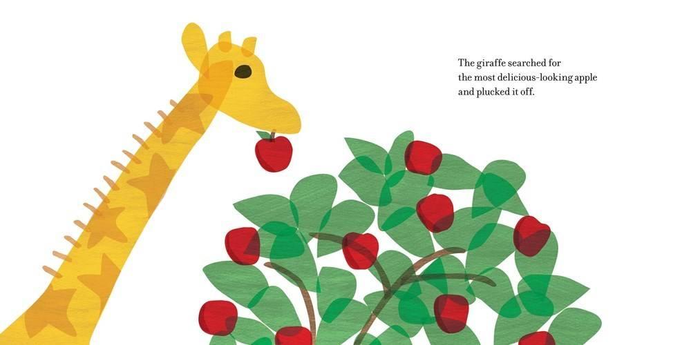 Aladdin The Starry Giraffe