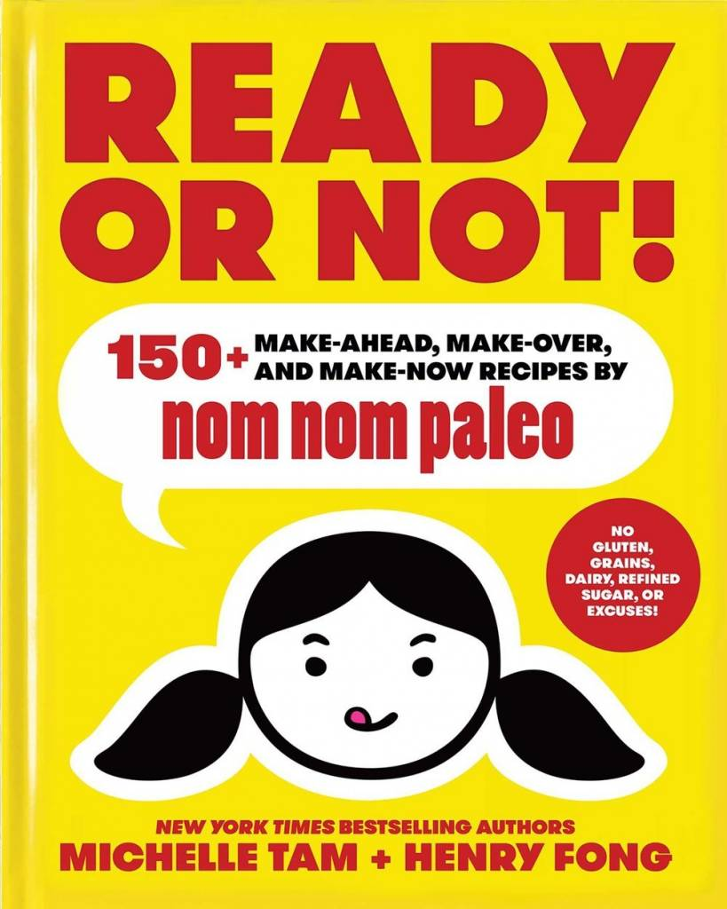 Andrews McMeel Publishing Ready or Not!: 150+ Make-Ahead, Make-Over...