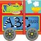 ABC Train (Fold-Out Board Book)
