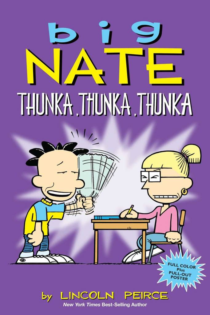 Big Nate: Thunka Thunka
