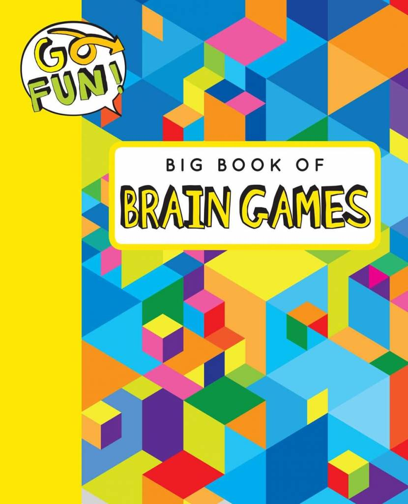 Andrews McMeel Publishing Go Fun: Big Book of Brain Games