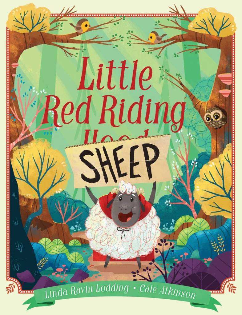 Atheneum Books for Young Readers Little Red Riding Sheep