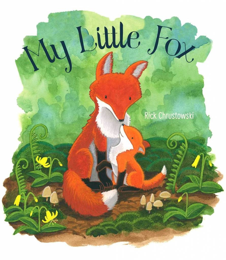 Beach Lane Books My Little Fox