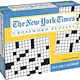 Andrews McMeel Publishing NYT New York Times Crossword Puzzles (2018 Page-a-Day Calendar)