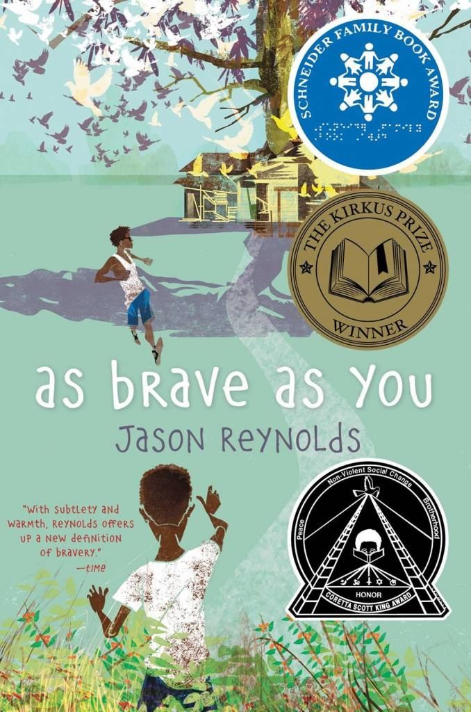 Atheneum/Caitlyn Dlouhy Books As Brave As You