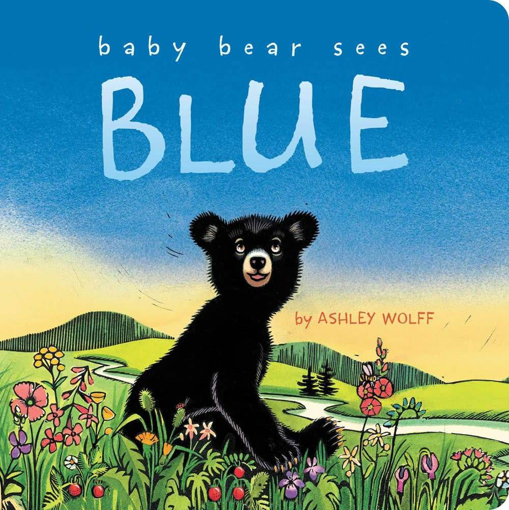 Baby Bear Sees Blue