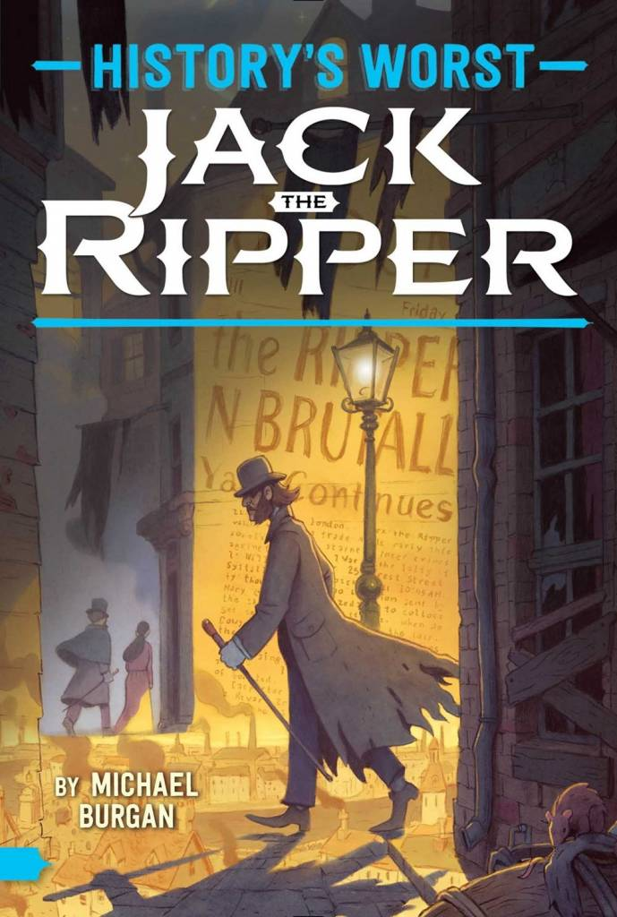 Aladdin History's Worst: Jack the Ripper