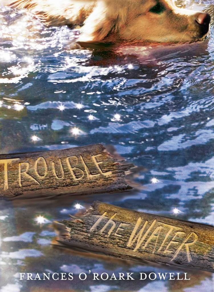 Atheneum/Caitlyn Dlouhy Books Trouble the Water