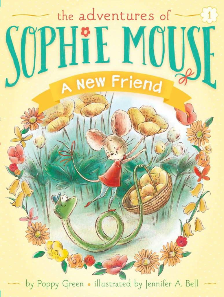 Adventures of Sophie Mouse 01 A New Friend