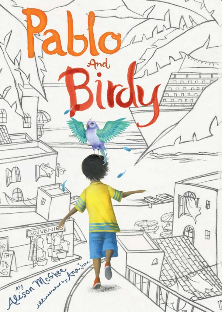Atheneum/Caitlyn Dlouhy Books Pablo and Birdy
