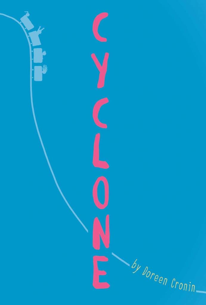 Atheneum/Caitlyn Dlouhy Books Cyclone