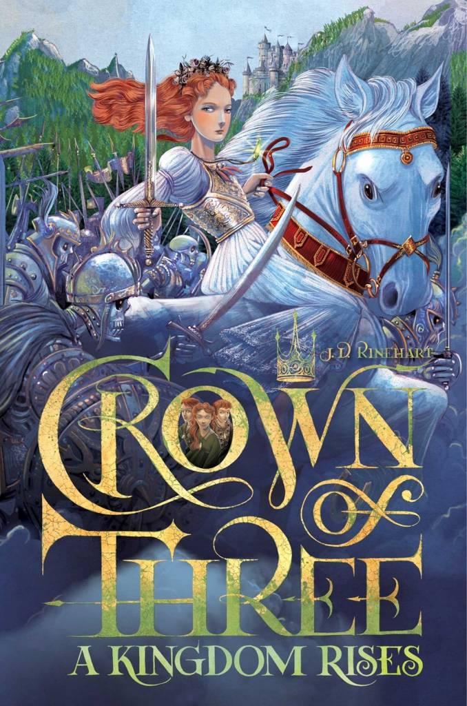 Aladdin Crown of Three 03 A Kingdom Rises