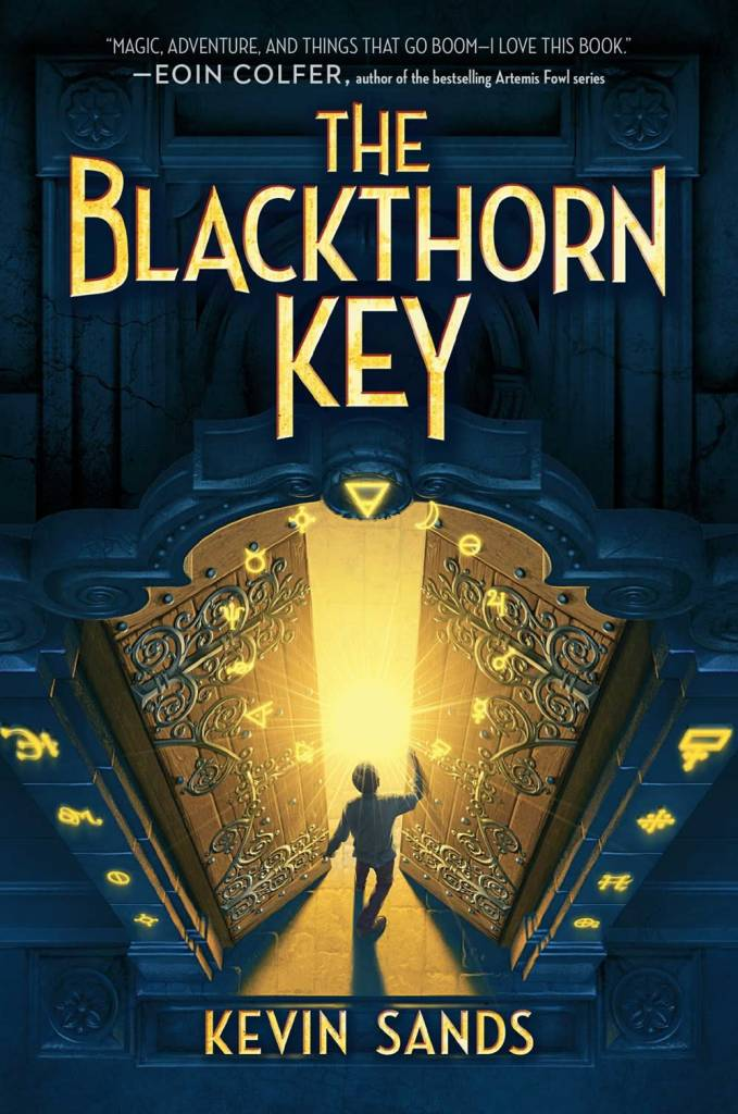 Aladdin The Blackthorn Key 01