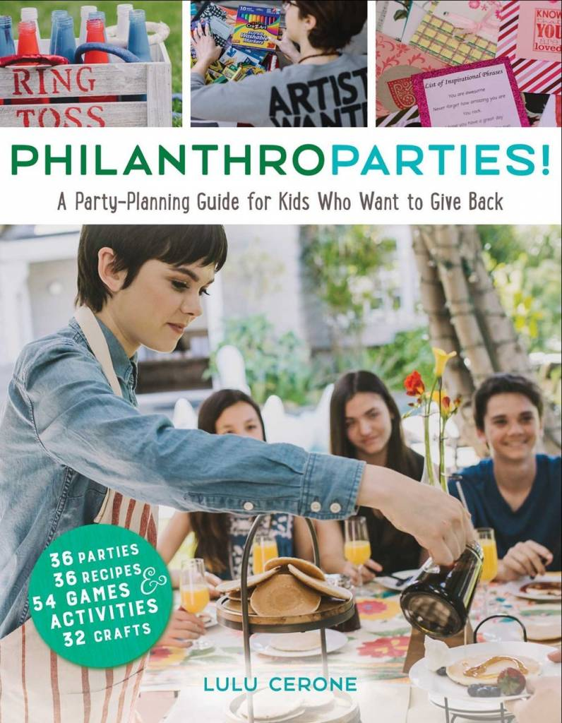 Aladdin/Beyond Words PhilanthroParties!: ...Guide for Kids Who Want to Give Back