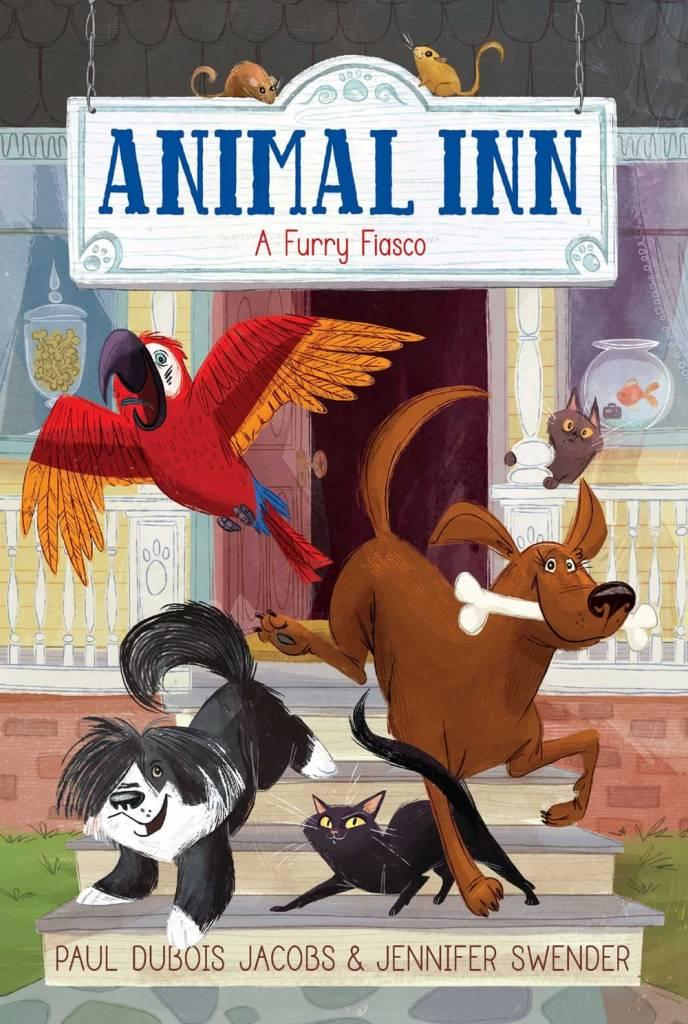 Animal Inn 01 A Furry Fiasco