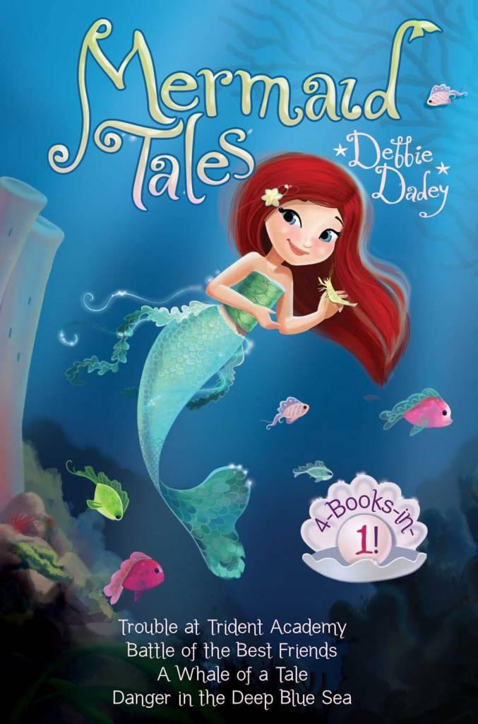 Aladdin Mermaid Tales Omnibus (#1-4)