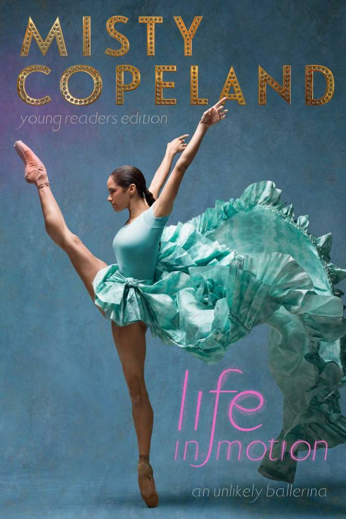 Aladdin Life in Motion: An Unlikely Ballerina (Young Reader Ed.)