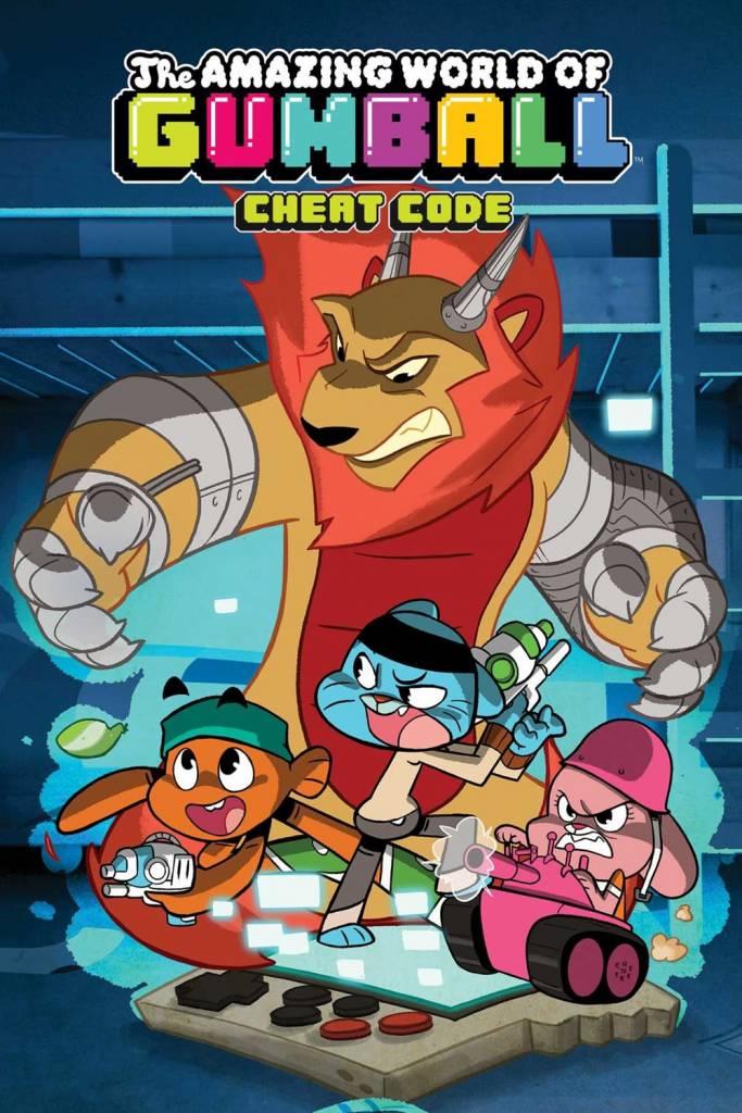 Amazing World of Gumball: Cheat Code