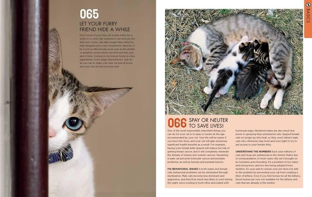 Adopt-a-Pet.com: Total Cat Manual: Meet, Love, Care...