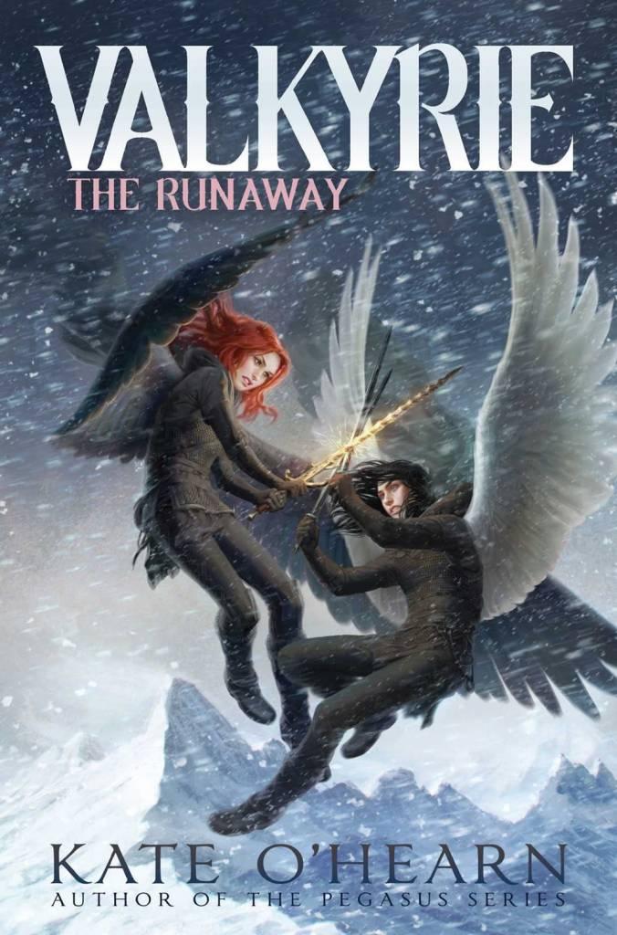 Aladdin Valkyrie 02 The Runaway
