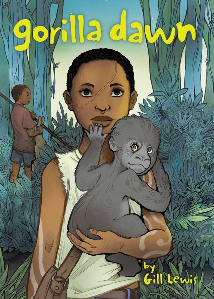 Atheneum/Caitlyn Dlouhy Books Gorilla Dawn