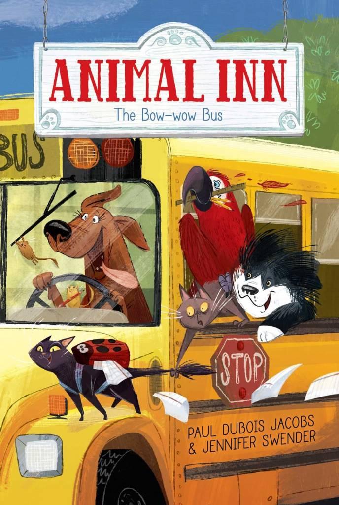 Aladdin Animal Inn 03 The Bow-wow Bus