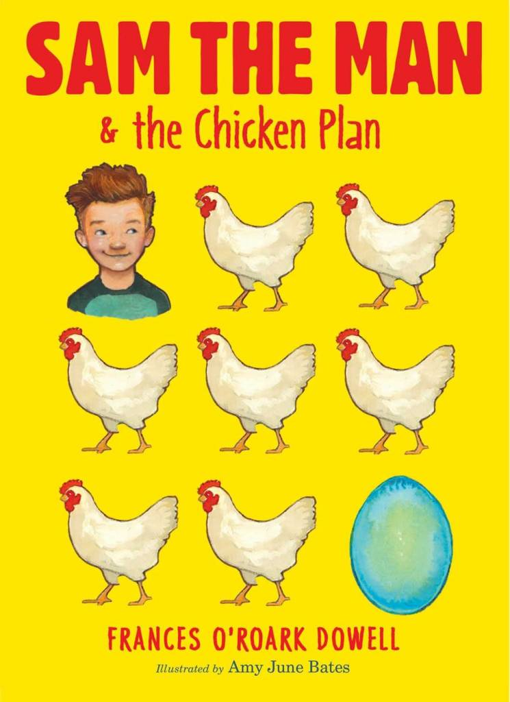 Atheneum Books for Young Readers Sam the Man 01 The Chicken Plan