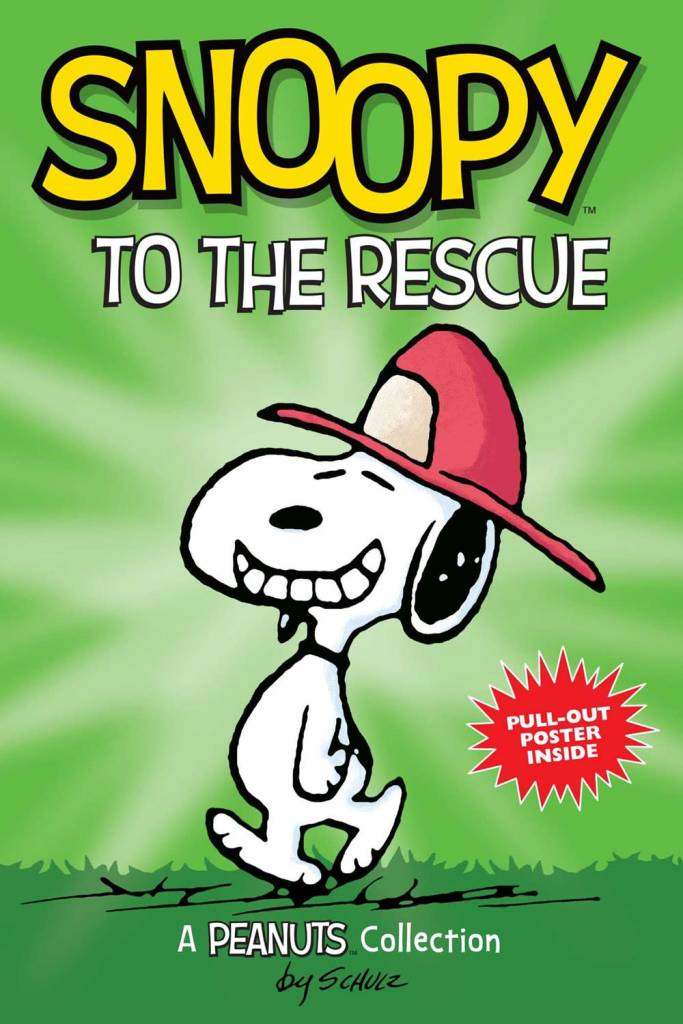 Andrews McMeel Publishing Peanuts Collection: Snoopy to the Rescue