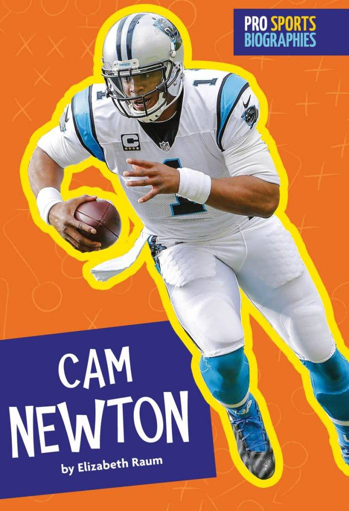 Amicus Ink Pro Sports Biographies: Cam Newton
