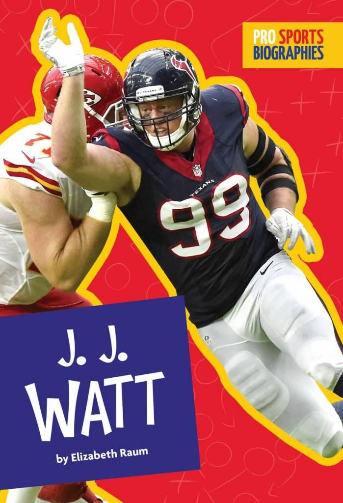 Amicus Ink Pro Sports Biographies: J.J. Watt