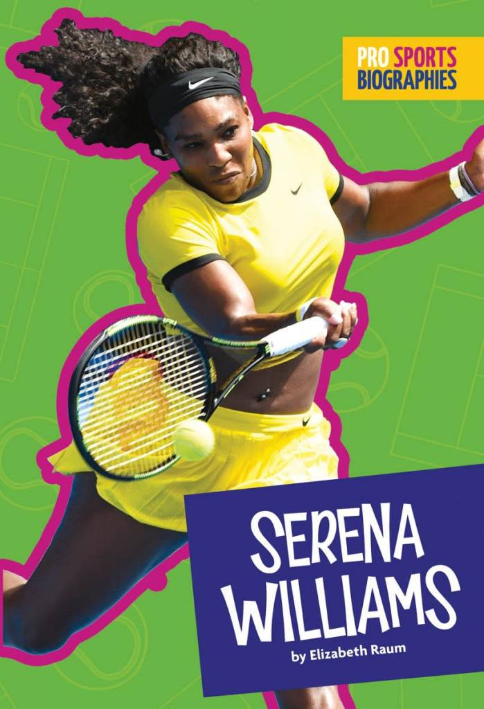 Amicus Ink Pro Sports Biographies: Serena Williams
