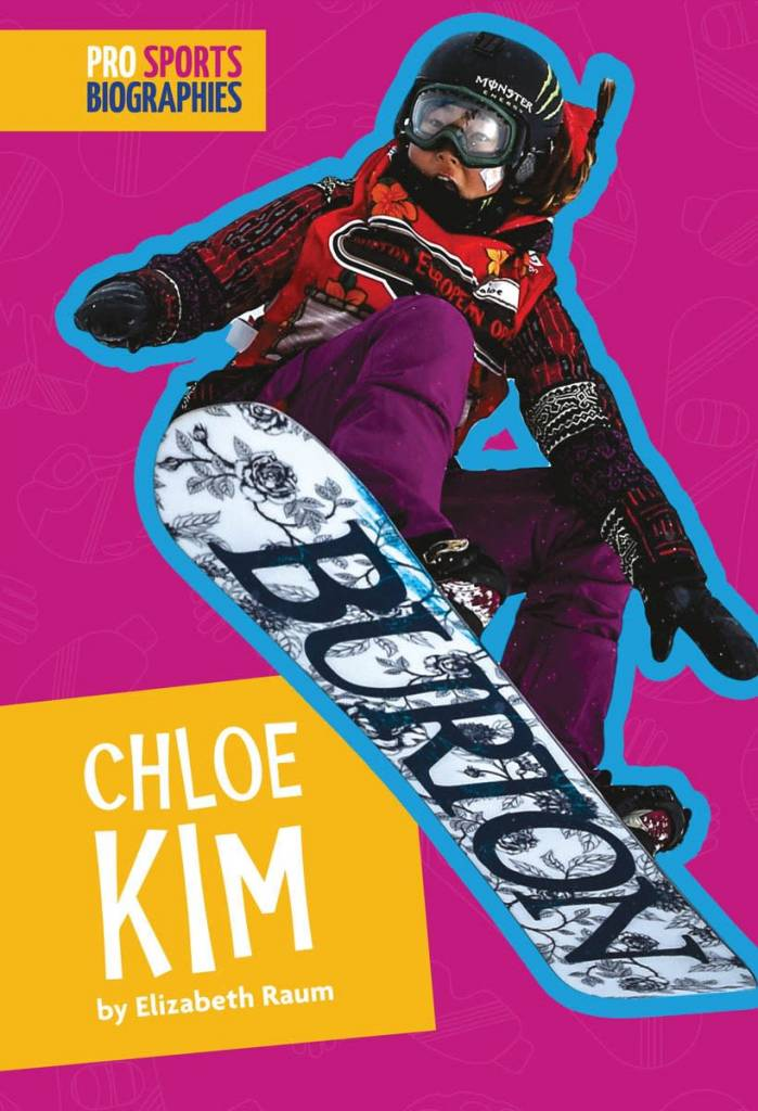 Amicus Ink Pro Sports Biographies: Chloe Kim