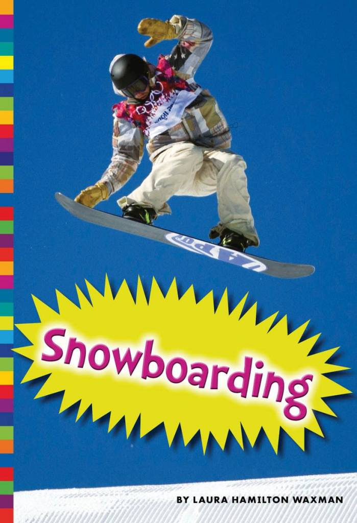 Amicus Ink Winter Olympic Sports: Snowboarding