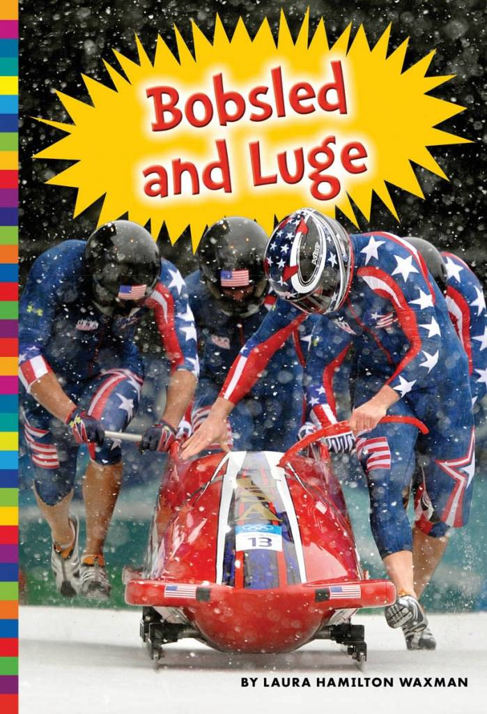 Amicus Ink Winter Olympic Sports: Bobsled and Luge