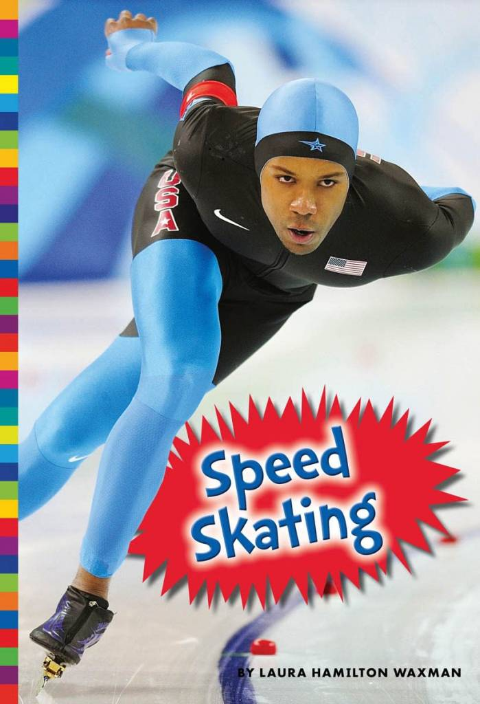 Amicus Ink Winter Olympics Sports: Speed Skating