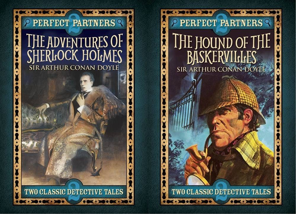 Arcturus Publishing Limited The Hound of the Baskervilles & The Adventures of Sherlock Holmes