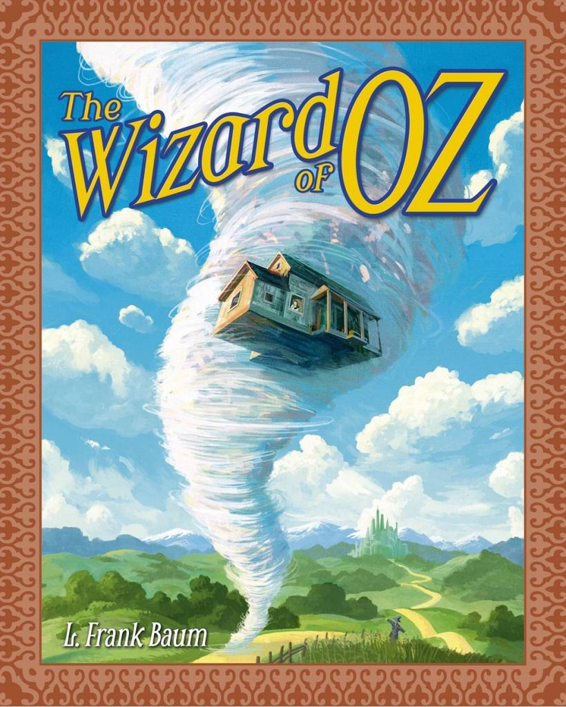 Arcturus Publishing Limited The Wizard of Oz